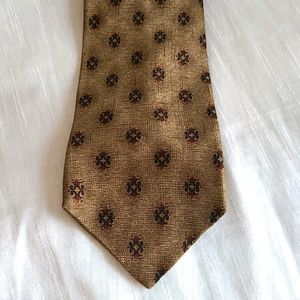 All Silk Canadian Made Tie